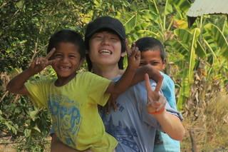 カンボジアで子だくさんになりました.JPG